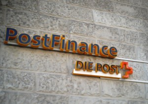 Postbank PostFinance in St. Gallen