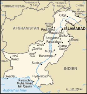 EDA: Neues Geld für das islamische Land Pakistan