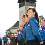 Polizeischule bestanden: Vereidigung bei der Kantonspolizei Bern