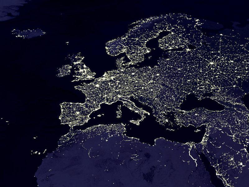 grenzenloses Europa: Länder wie Dänemark haben notgedrungen wieder Grenzkontrollen eingeführt und andere wie Großbritannien denken offen und laut drüber nach