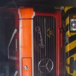 Chur: Lieferwagen angezündet