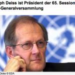 Massaker in Libyen – was macht eigentlich UNO-Präsident Joseph Deiß?
