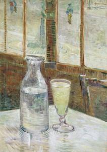 Absinth (hier ein Bild von Vincent van Gogh, NE24.ch) ist nun eine geschützte Bezeihnung