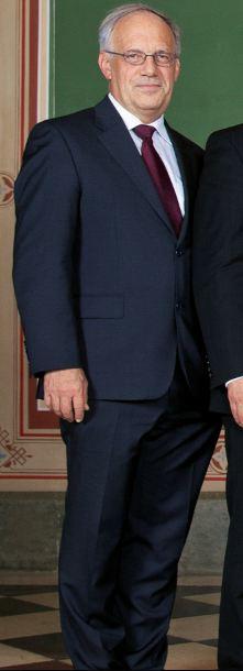 Leider wurde ein Globalisierer Bundesrat anstatt Karin Keller-Sutter: Johann Schneider-Amann (Foto)