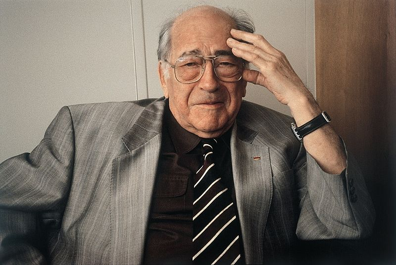 Rivella-Gründer Roberth Barth