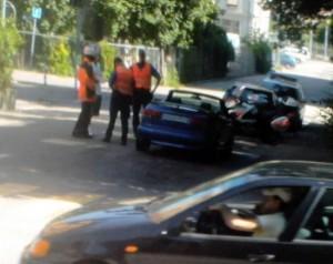 Ein falscher Polizeirapport kann fatale Folgen haben, gerade bei Haftpflichtansprüchen (Foto: Remo Maßat / Schlagwort AG)