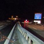 Geisterfahrer im Domleschg auf der A13