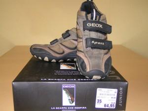 Erfahrungsbericht Geox-Schuhe