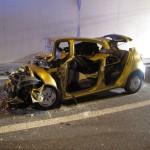 Schwerer Unfall im Bözbergtunnel + Polizei sucht Zeugen