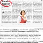 Laura Himmelreich, die aufstrebende Jung-Journalistin gibt das Sexismus-Opfer