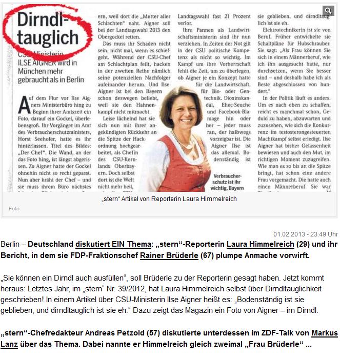 Bildschirmfotoauriß: Bild.de