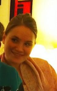 Die vermißte Olivia Ostergaard (Polizeifoto: Kapo Zug)