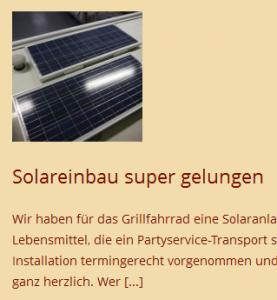 Die Angebote an Solarmodulen für Wohnmobile werden immer breitgefächerter. Die Preise günstiger. (Bildschirmfotoausriß: WuDu.ch)
