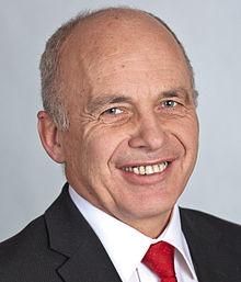 Bundesrat Ueli Maurer (Quelle: Schweizblog.ch)