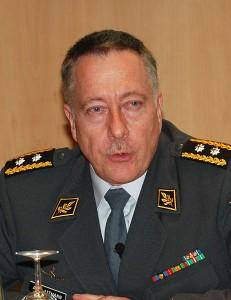 Chef der Armee André Blattmann