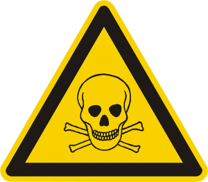 In einem Haushalt finden sich viele gefährliche und giftige Substanzen