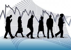 Beschäftigungsbarometer im 2. Quartal
