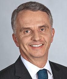 Bundesrat Didier Burkhalter (admin.ch)