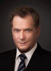 Der finnische Präsident Sauli Niinistö (admin.ch)