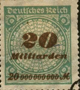 Symbolbild Inflation: Sachwerte.ch