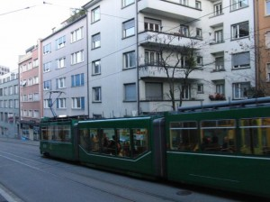 Über 3'200 Unterschriften gegen das Tram Erlenmatt