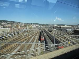 Für eine Bahnreise im Inland ist ein Billett ins Ausland günstiger.