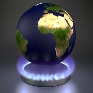Bundesrat verabschiedet Botschaft über ein Klima- und Energielenkungssystem.  (Symbolbild)
