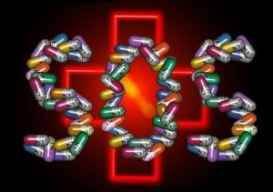 BAG - Bundesamt für Gesundheit, öffentliche Warnung: Nicht zugelassenes Desinfektionsmittel Barrycidal ® 36.(Symbolbild)