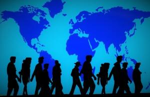 Bund und Kantone legen Massnahmen zur Bewältigung der aktuellen Asylsituation fest. (Symbolbild)