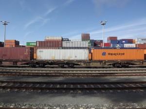 Zusätzliche Massnahmen zur Verlagerung des alpenquerenden Güterverkehrs. (Symbolbild)