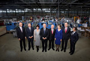 Das neue Bundesratsfoto. (Bild: Bundesrat)