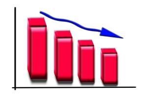 Statistik geht zurück. (Symbolbild)