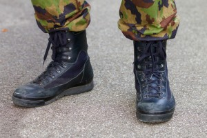 SWISSCOY: Repatriierter Soldat im Spital verstorben. (Symbolbild)