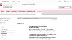 Anna Barbara Remund übernimmt die Leitung Infrastruktur des Bundesamtes für Verkehr. (Symbolbild)