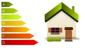 Erfolgskontrolle zum Bauen mit Minergie und gesetzlichen Baustandards. (Symbolbild)