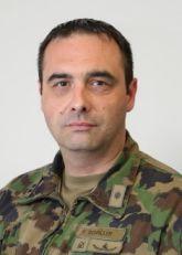 Flavien Schaller ist neuer Leiter OSZE- Grenzbeobachtungsmission in Russland. (Foto: he.admin.ch)
