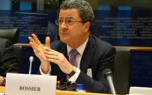 Staatssekretär Yves Rossier in Bagdad. (Symbolbild, Bild: admin.ch)