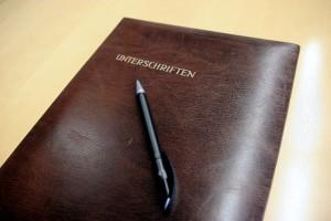 Die Initiative ist zu stande gekommen, da die meisten Unterschriften gültig sind. (Symbolbild)