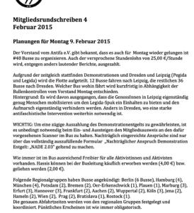 1. Mai in Zwickau: Zur (Un)-Glaubwürdigkeit von Heiko Maas