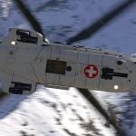 Super-Puma stürzt am Gotthard ab +++ Heliunfall bei der Luftwaffe +++ 2 Tote