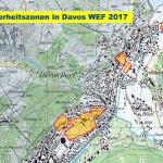 WEF 2017: Einsatzvorbereitung der Armee hat begonnen