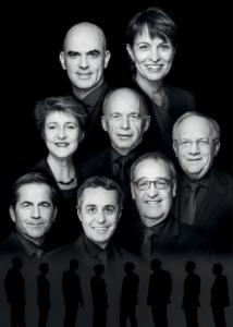 Bundesratsfoto 2017 mit Ignazio Cassis