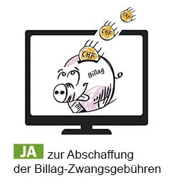 NoBillag startet Schwarmfinanzierung
