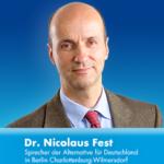 """Nicolaus Fest zu """"Flüchtlingen"""" aus Sierra Leone, die in Deggendorf """"streiken"""""""