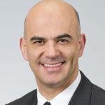 Erste Auslandsreise führt Bundespräsident Alain Berset nach Wien