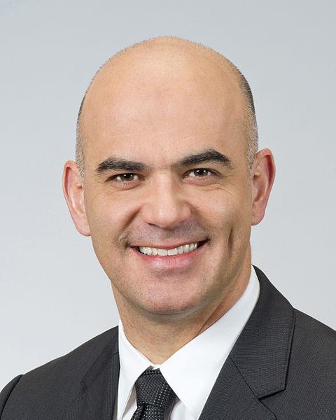 Alain Berset (Bild: Bundeskanzlei)