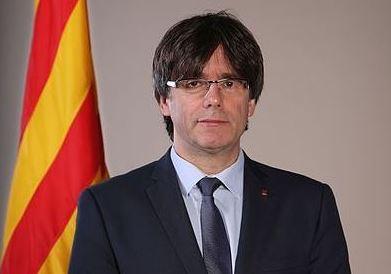 Bildquelle: Generalitat de Catalunya (Carles Puigdemont i Casamajó)