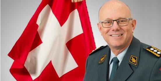 Bild: Chef der Armee (Quelle: Armeestab)