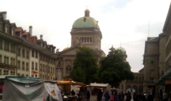 Foto: Bundeshaus Bern