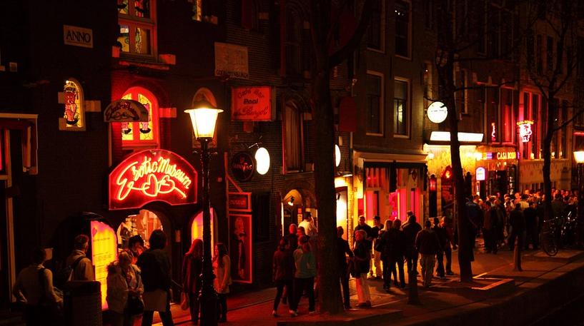 Amsterdam bei Nacht (Bildquelle: Pixabay.com)
